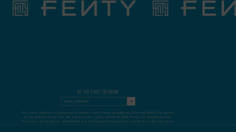 「Fenty」公式サイトより