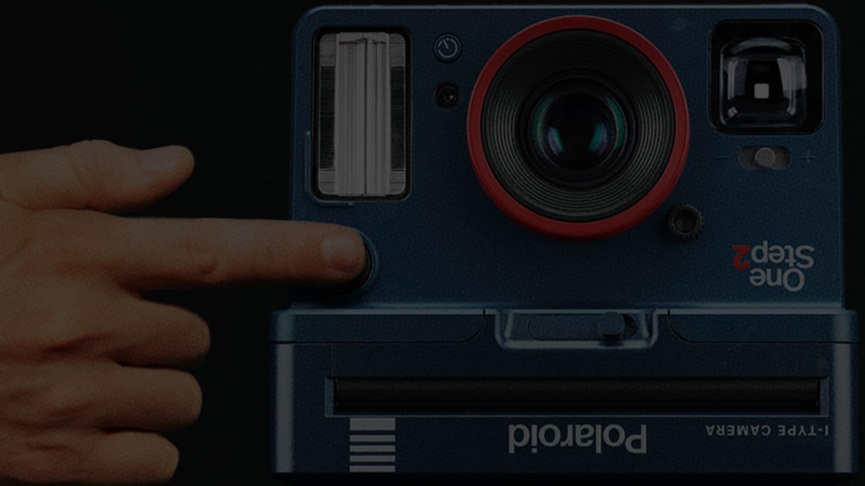 OneStep 2 i-Type Camera Stranger Things Edition