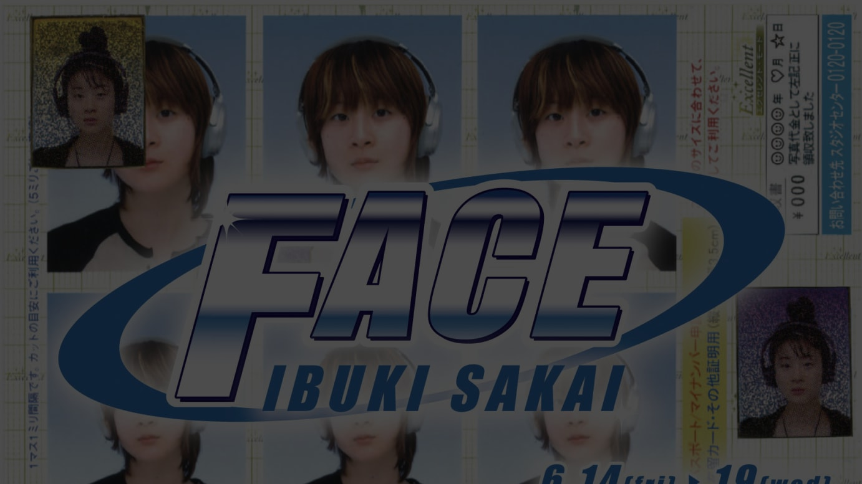 「FACE」ヴィジュアル