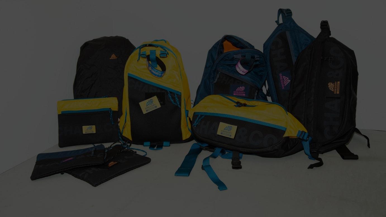 コラボレーションコレクションのバッグ