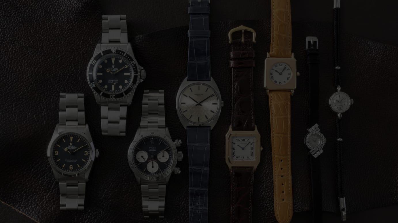quality design c22db 02214 コメ兵の時計専門店にヴィンテージウォッチ120点集結 ...