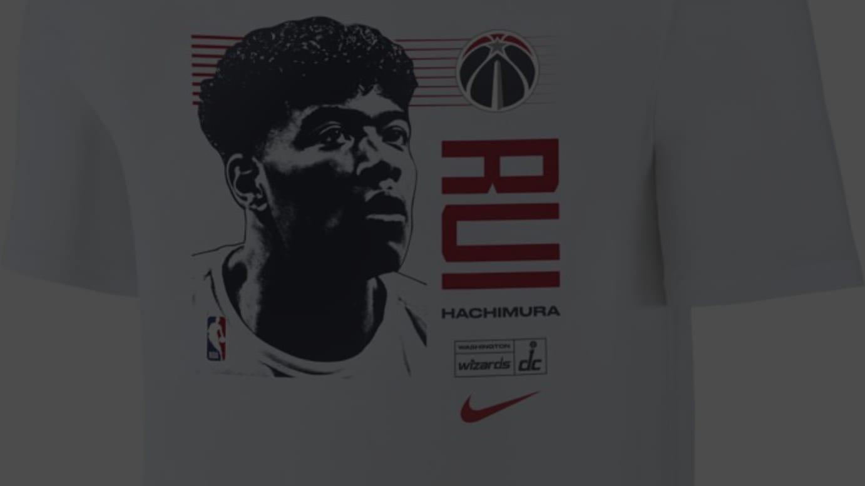 八村塁 NBAドラフト記念Tシャツ