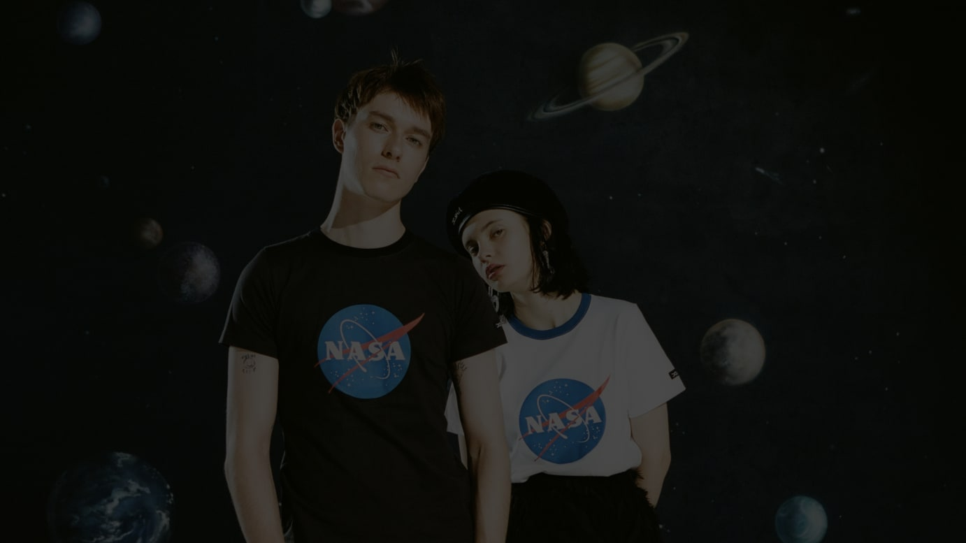 NASA COLLECTION by X-girl