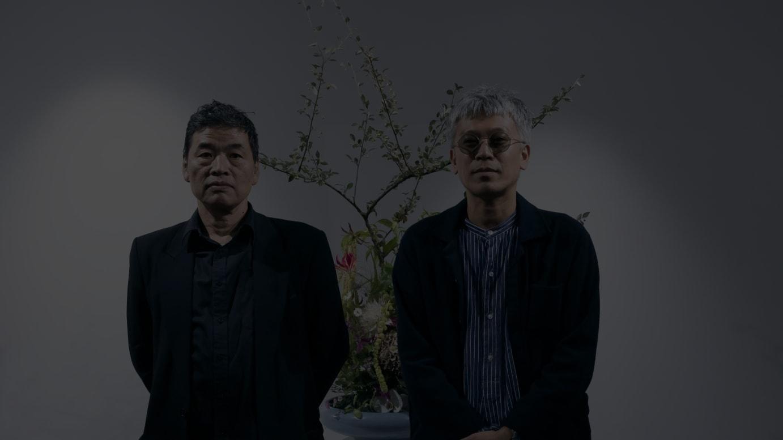 左)ブルーペッパー 横山高志 代表取締役、右)ワンオー 松井智則 代表取締役