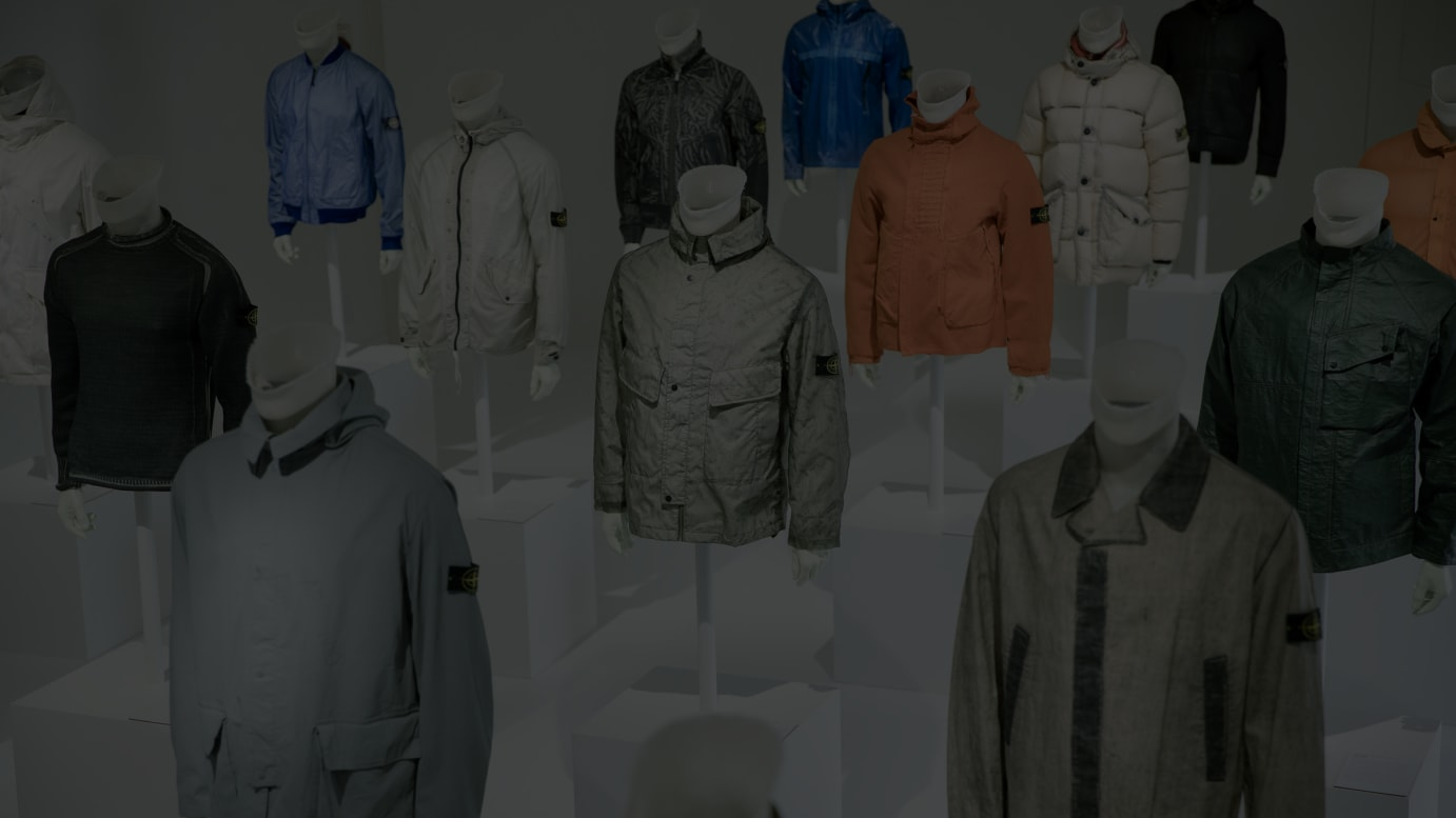 STONE ISLAND SELECTED WORKS - AN ARCHIVAL EXHIBITION