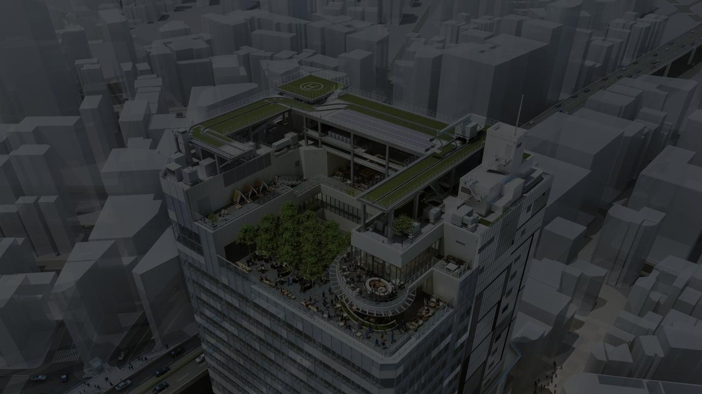 「東急プラザ渋谷」イメージ