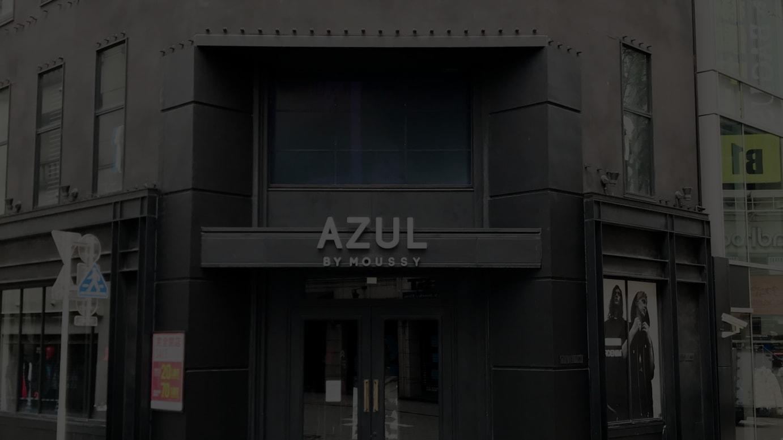 アズール バイ マウジー新宿店(開店前の様子)