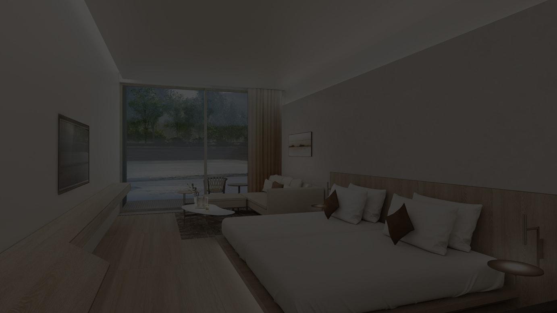 MUNI KYOTO客室イメージ