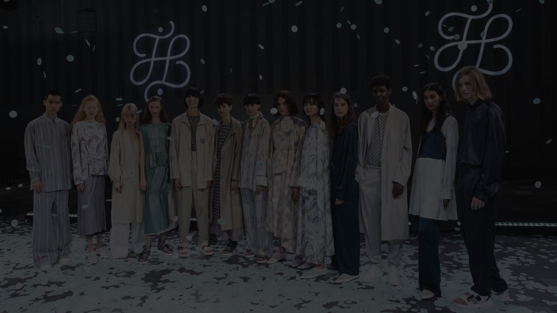 「ティート トウキョウ」2020年春夏コレクション