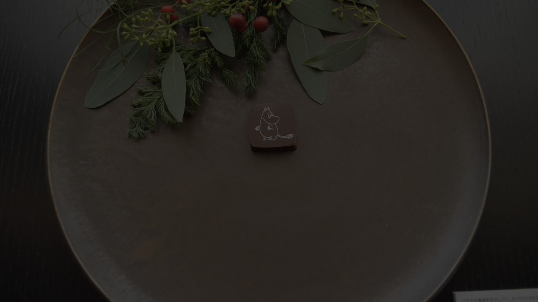 ブルガリ イル・チョコラート ムーミンエディション