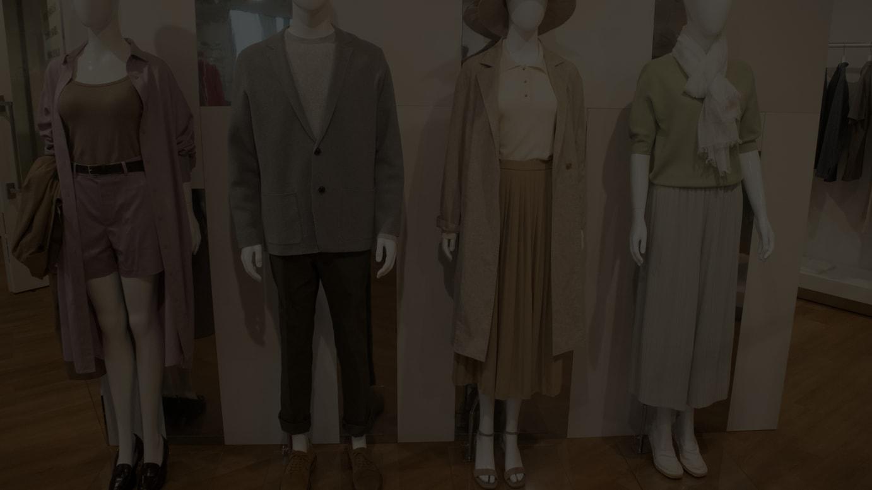 「ユニクロ」2020年春夏コレクションより