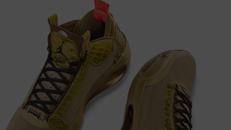 """Air Jordan XXXIV """"Bayou Boys"""""""