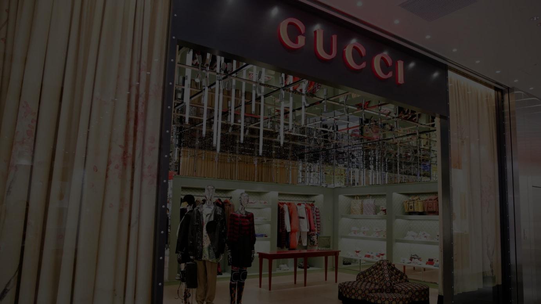 GUCCI 渋谷パルコ店外観