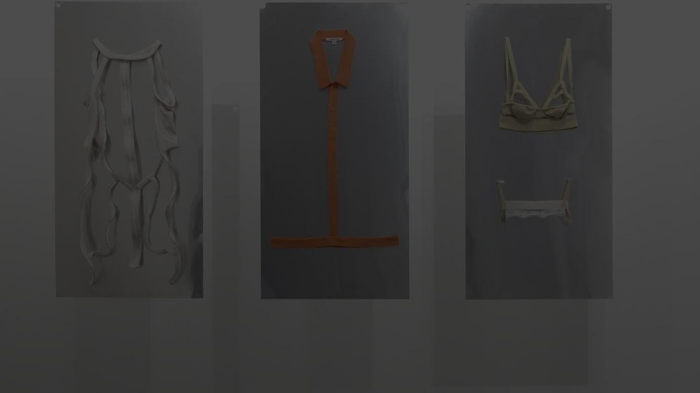 Helmut Lang Museum Pieces Exhibition