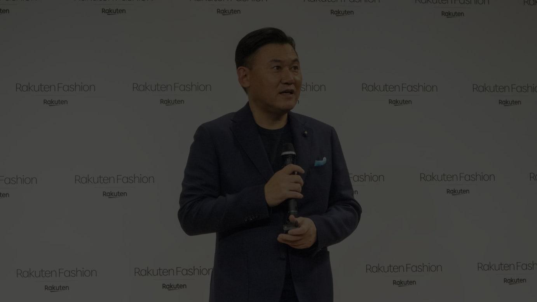 楽天 三木谷浩史代表取締役会長兼社長(2019年10月撮影)