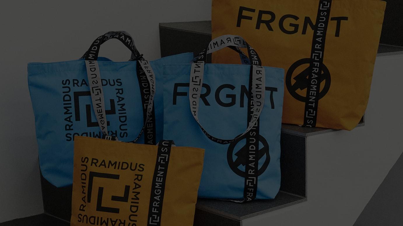 「fragment design × RAMIDUS」
