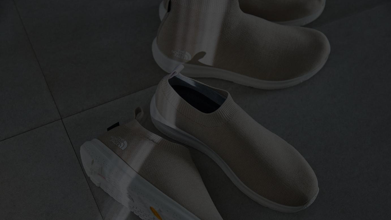 Velocity Knit GORE-TEX Invisible Fit イメージ画像
