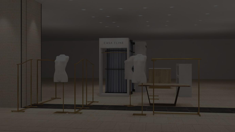 「CASA FLINE 阪急うめだ本店」イメージ