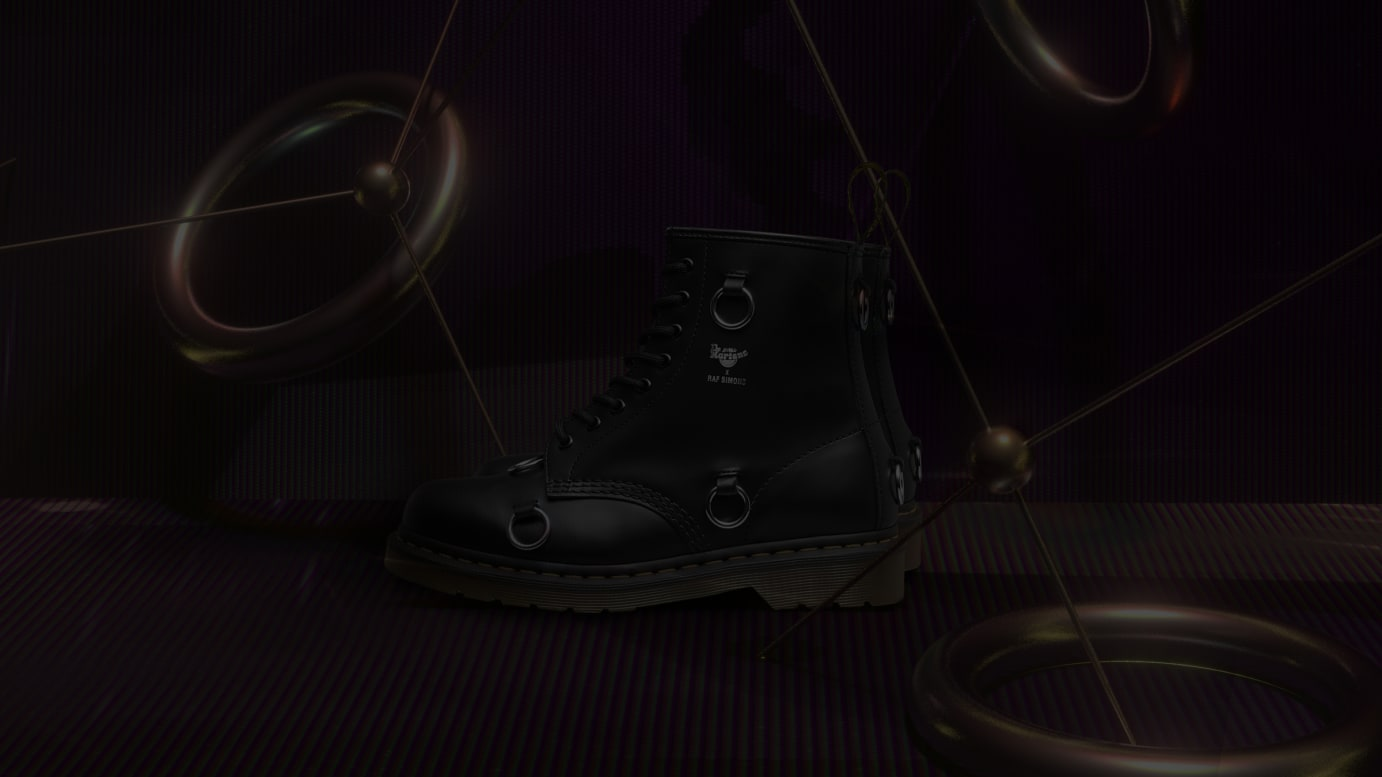 1460 RAF SIMONS 8EYE BOOT