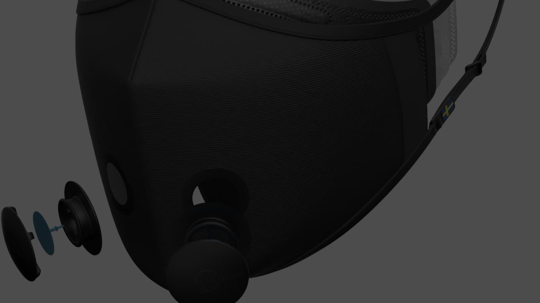 「エリナム」の「アーバンエアーマスク 2.0」