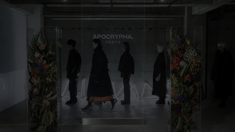 アポクリファ2020-21年秋冬コレクション