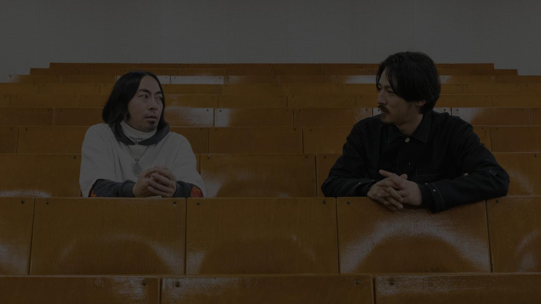 (左から)志鎌英明、濱田博昭