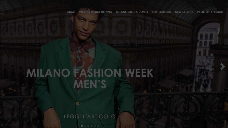 イタリアファッション協議会の公式サイトより