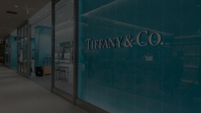 ティファニーの店舗