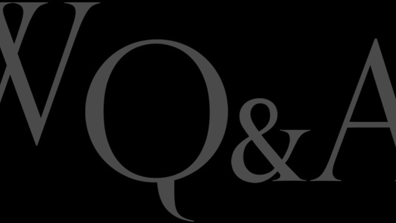 JW Q&A