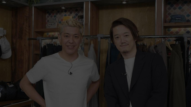 水曜朝活TV MBの俺のドラ1 MC(左:田村亮/右:エムビー)