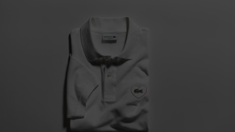 ポロシャツ「L.12.12 Polo Merci」(税別1万6000円)