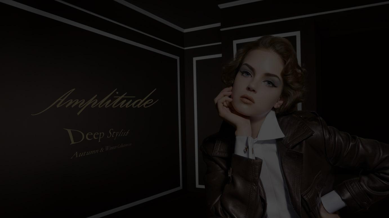 Amplitude Autumn & Winter Collection 2020 メインヴィジュアル