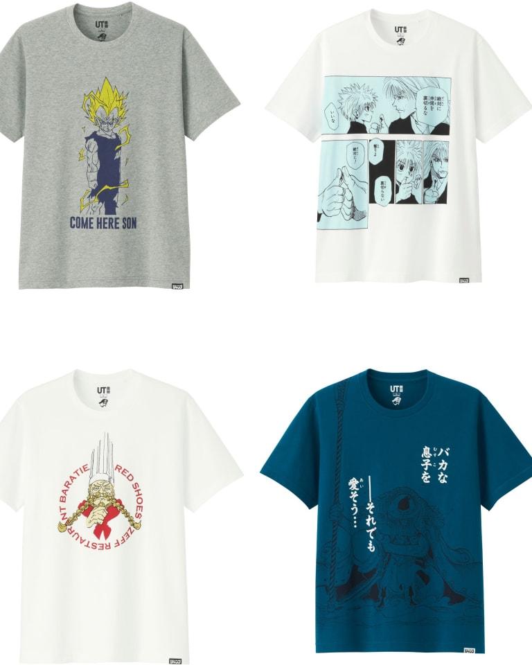 (C)バードスタジオ/集英社、(C)POT(冨樫義博)1998-2018年、(C)尾田栄一郎/集英社