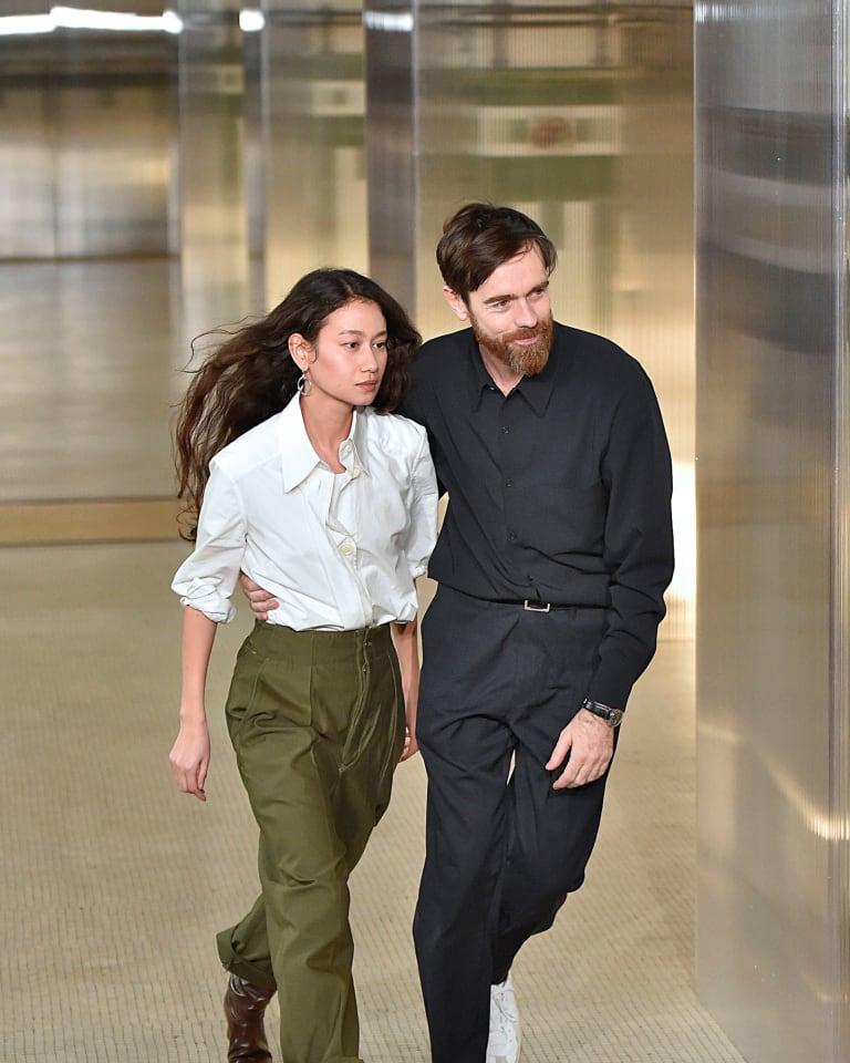 クリストフ・ルメールとサラ・リン・トラン