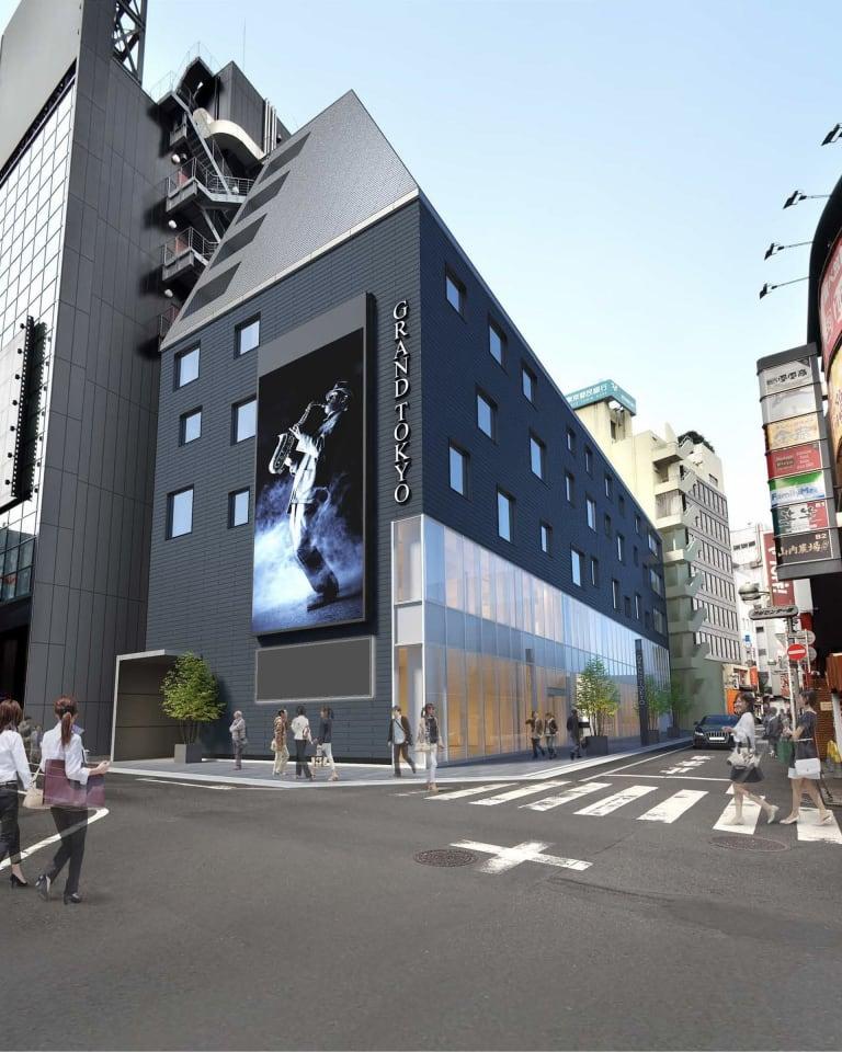 「Veats Shibuya」外観イメージ