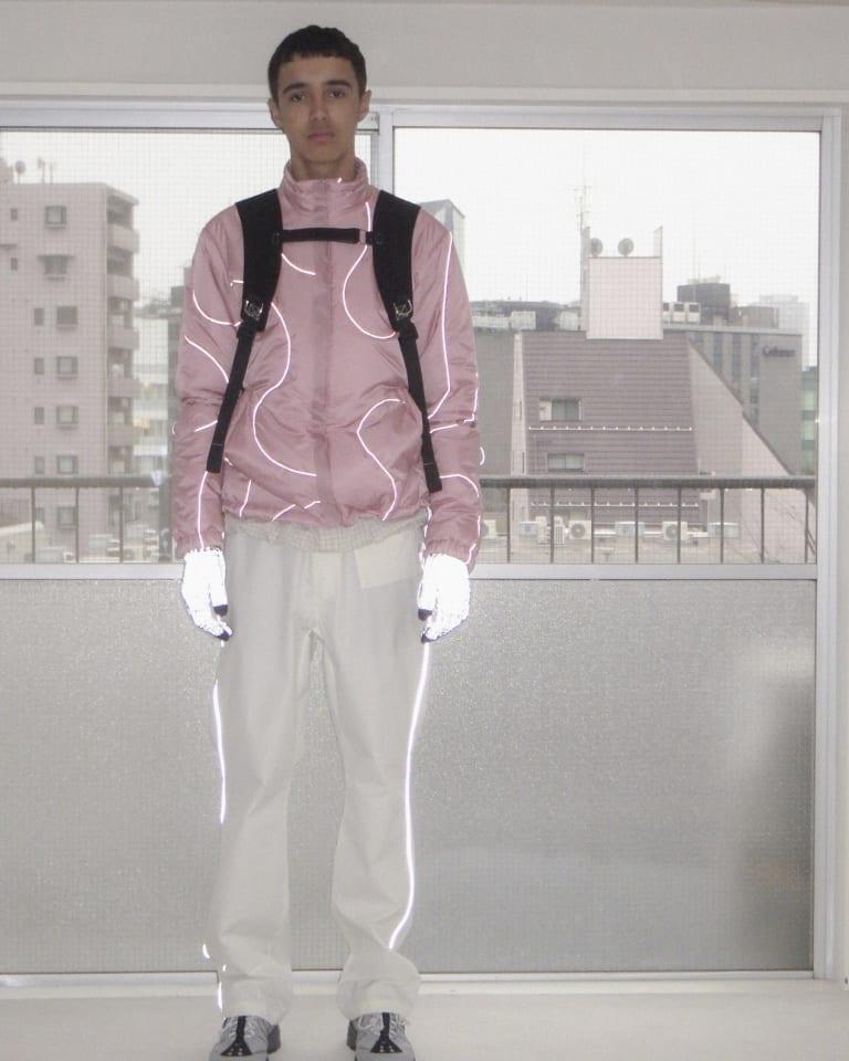 東京都知事賞を受賞した「ポートヴェル」のルック