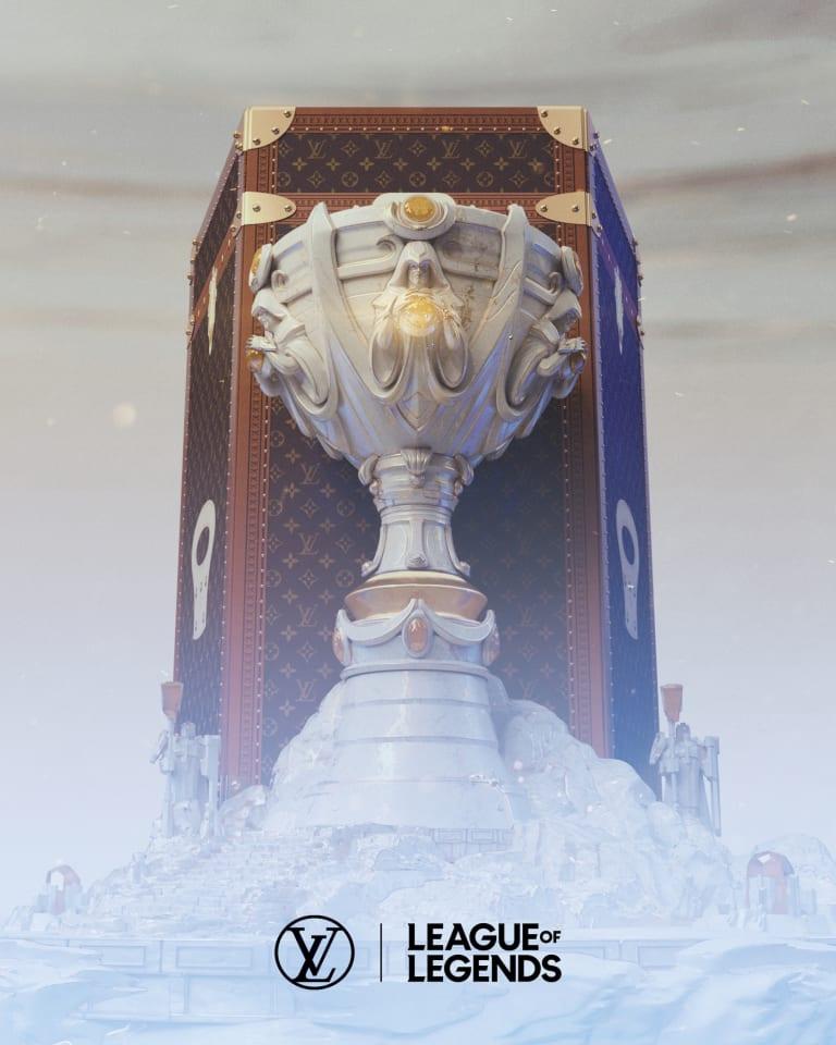 「サモナーズカップ」とトロフィーケースのイメージ