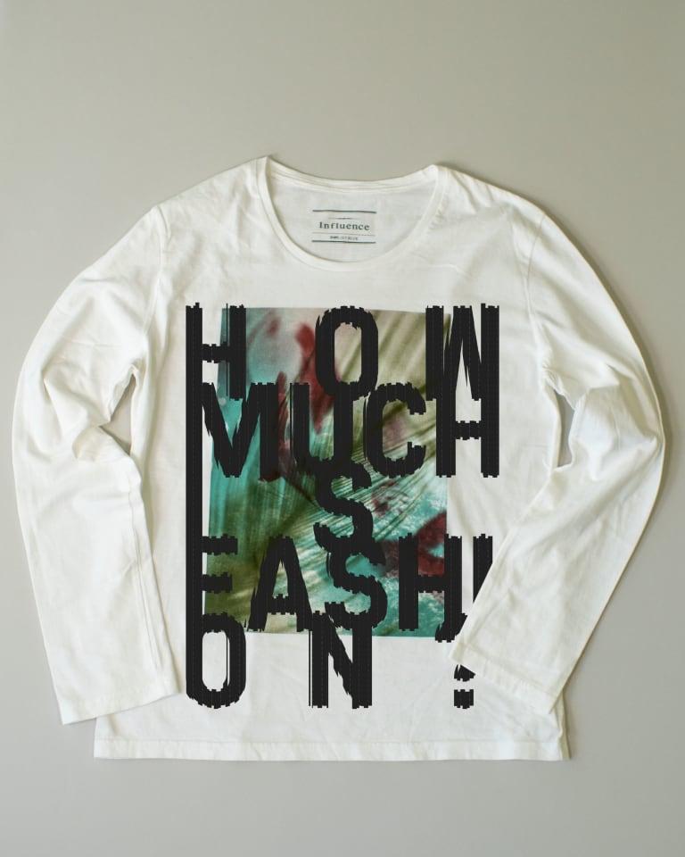 0円のリプリントTシャツ