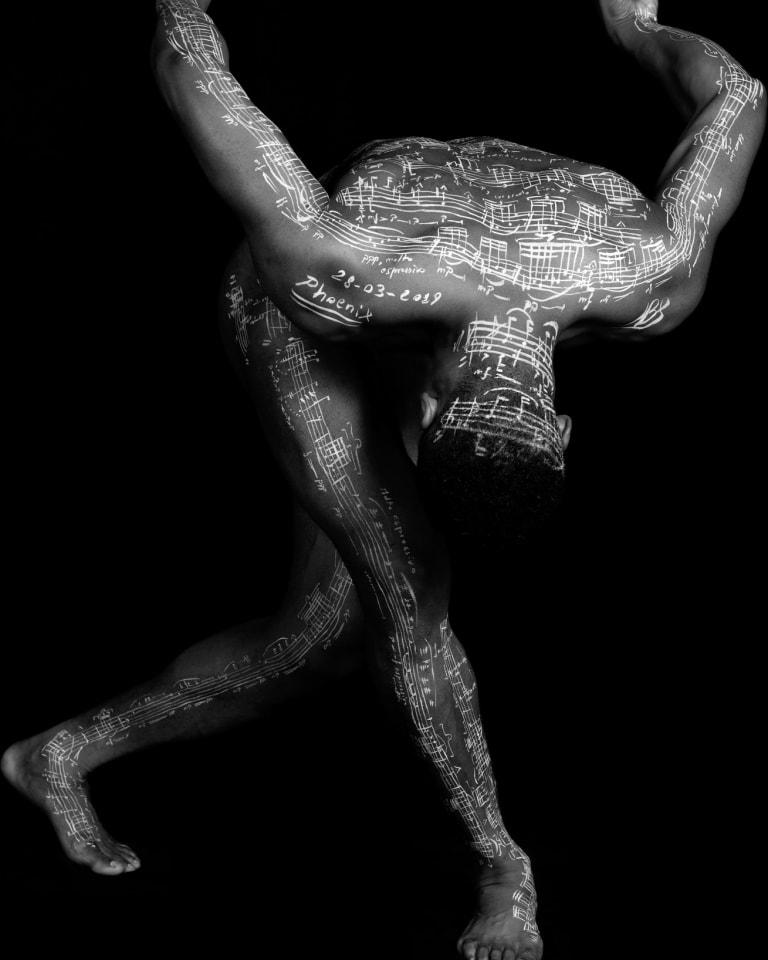 Ricardo Barrett - Atlas (Aura-Phoenix), 2019Ricardo Barrett - Atlas (Aura-Phoenix), 2019