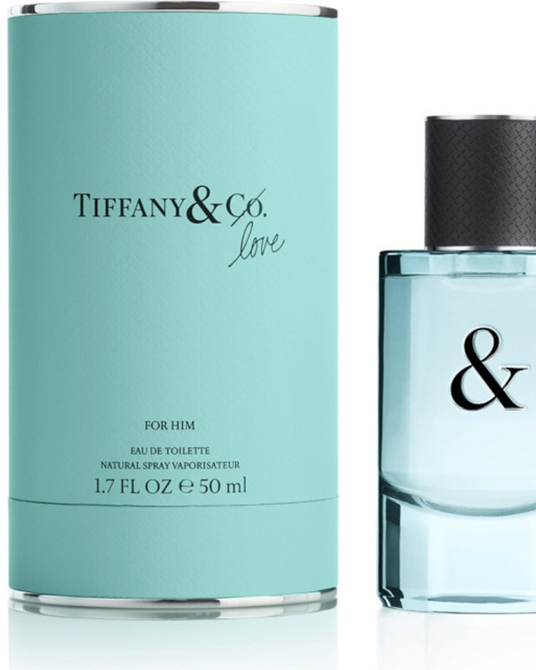 「Tiffany & Love for Him」