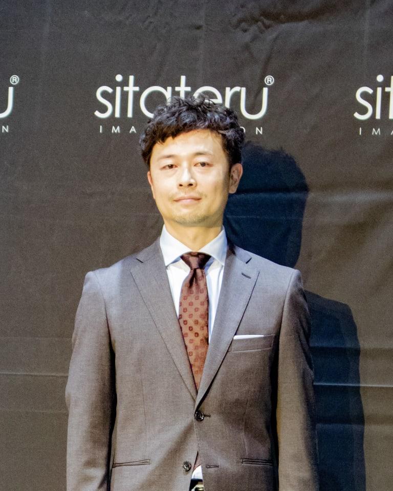 シタテル代表取締役CEO河野秀和氏