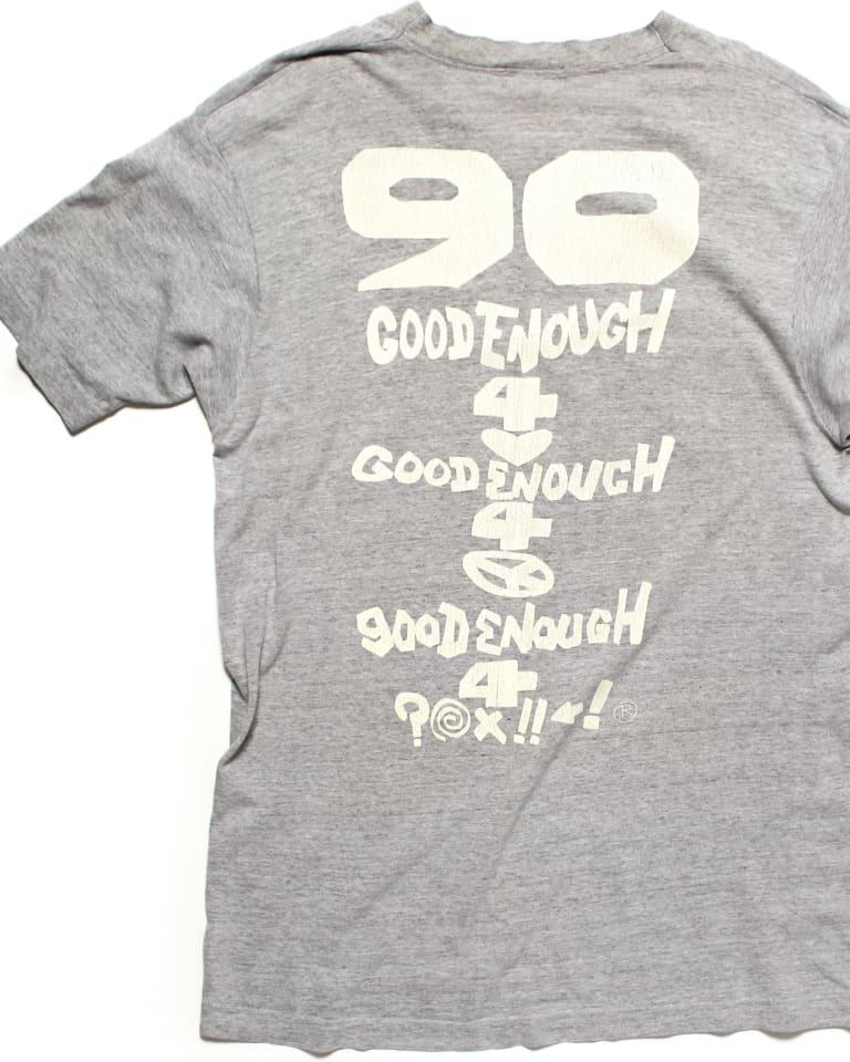 グッドイナフ Tシャツ