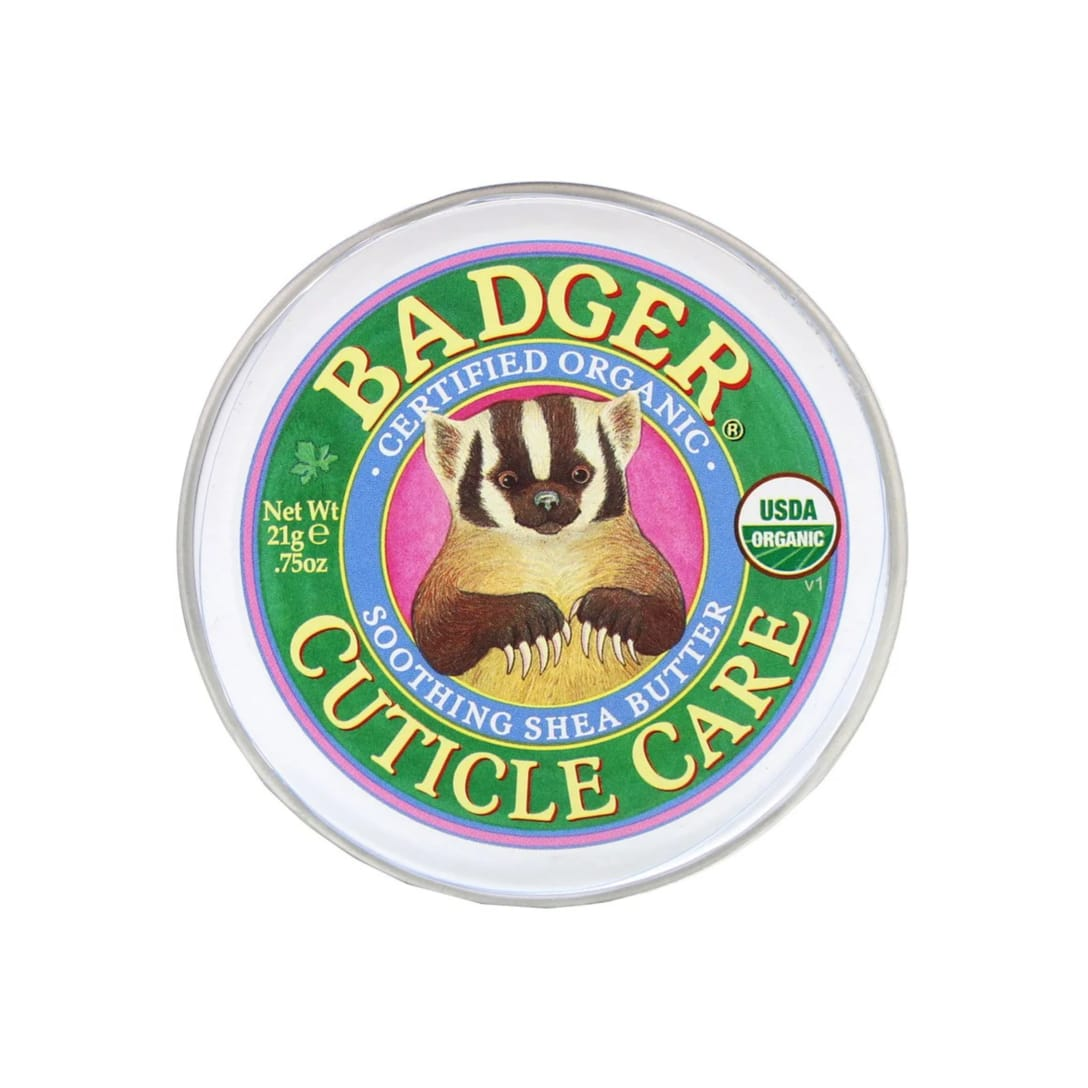 Badger Cuticle Care Soothing Shea Butter(21g)¥543