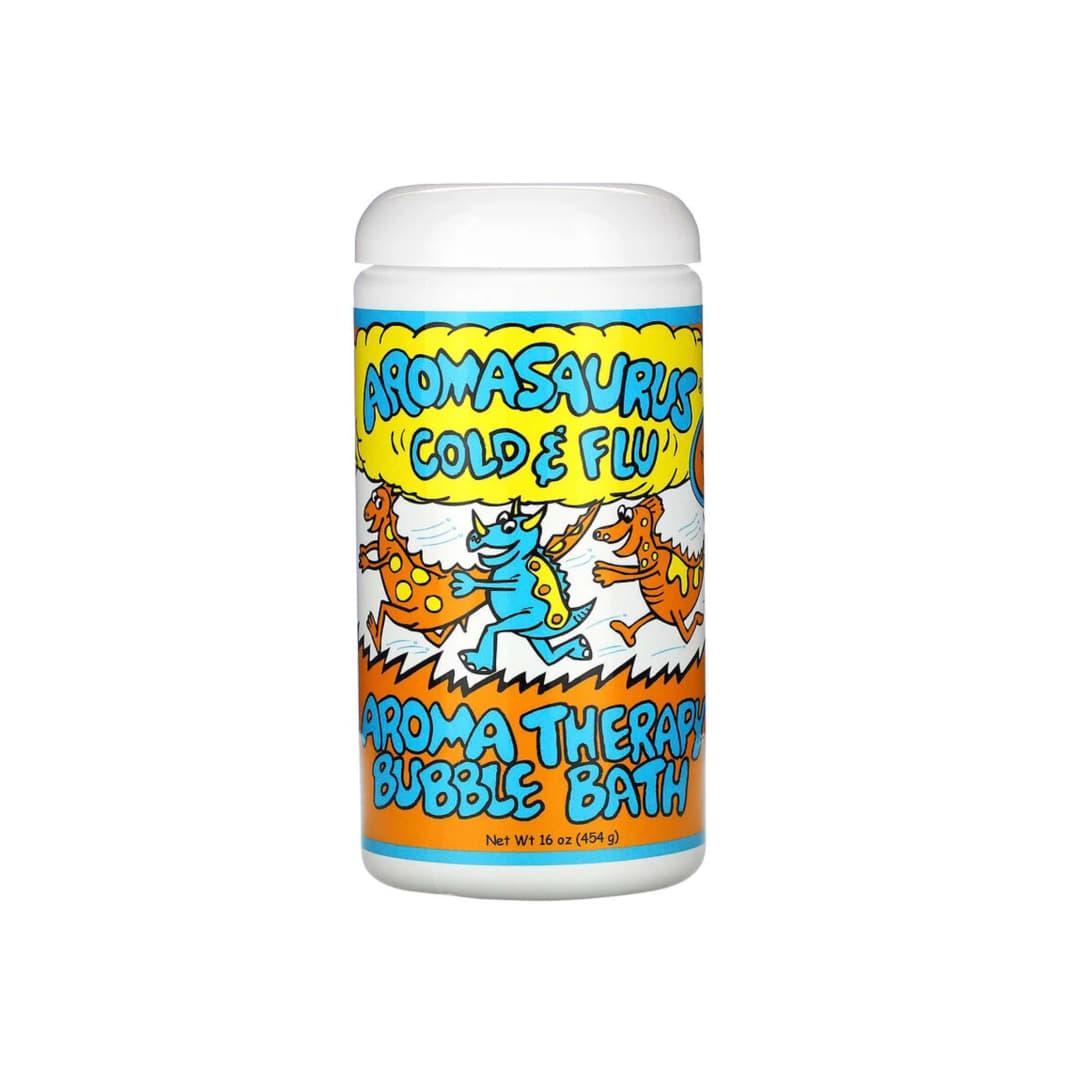 Abra Therapeutics Aromasaurus Cold & Flu Aroma Therapy Bubble Bath(453g)¥986