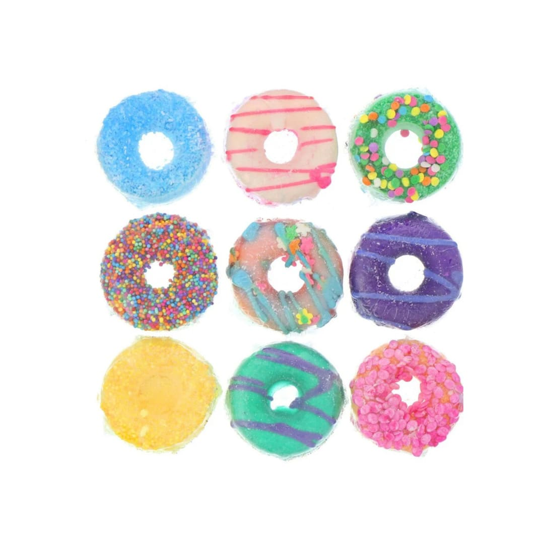 Fizz & Bubble Fruit & Floral Bath Truffles Bubble Donuts(262g)¥1,686
