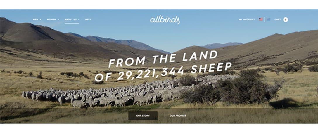 "↑  ""FROM THE LAND OF 29,221,344 SHEEP :29,221,344匹の羊が住む島から "" は近年流行の""Bean to Bar Chocolate""を思わせるキャッチコピー"