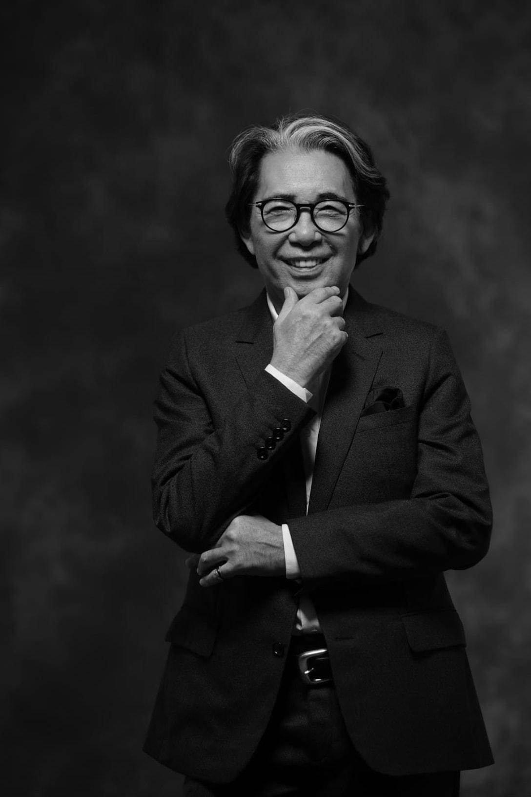 高田賢三、2020年10月4日に永眠 ©️MASARU MIZUSHIMA