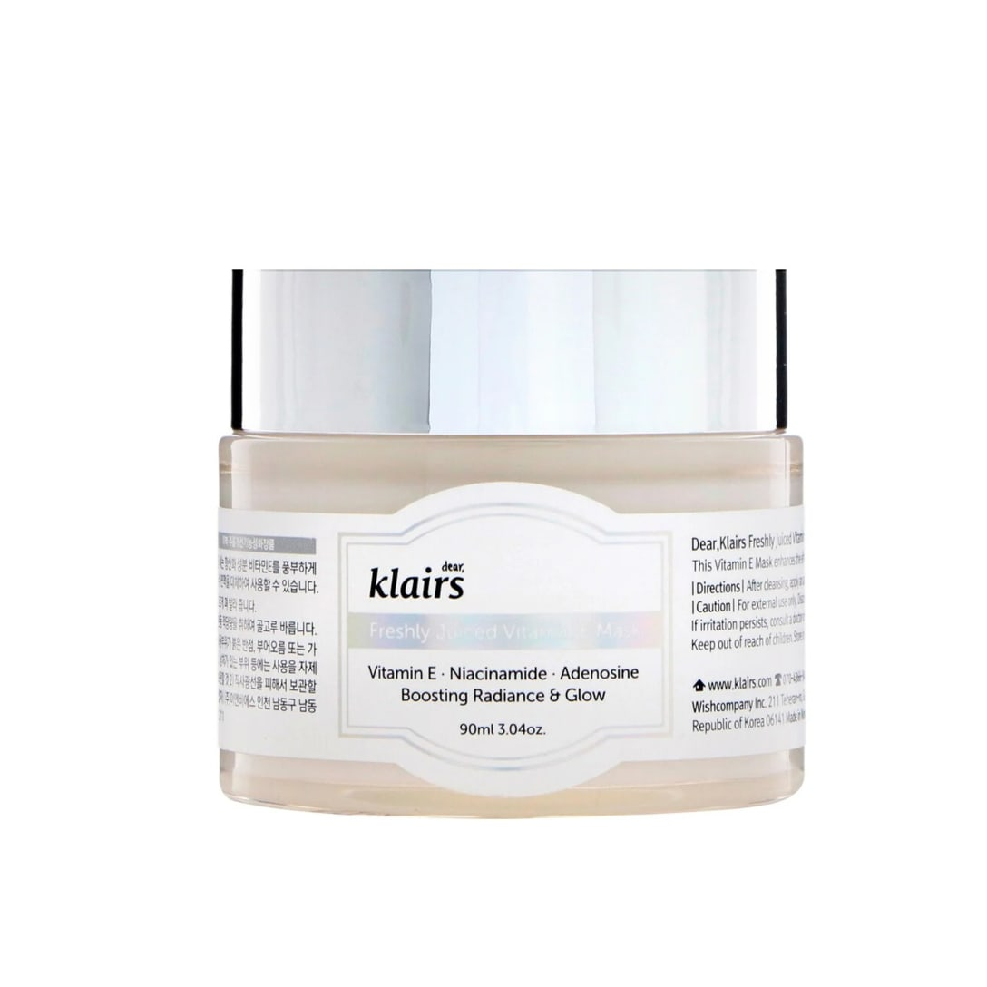 dear,klairs Freshly Juiced Vitamin E Mask(90ml)¥2,900