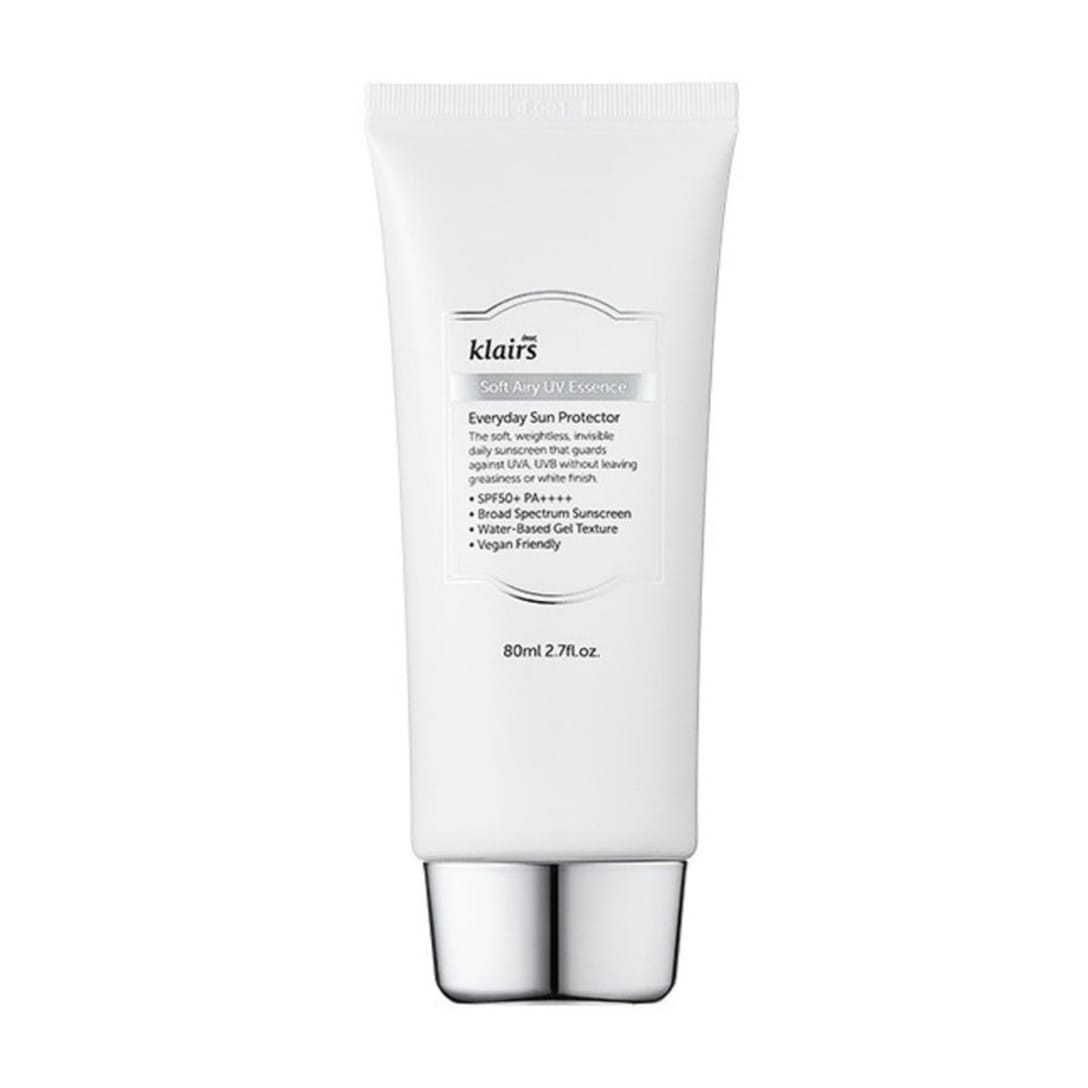 dear,klairs Soft Airy UV Essence(SPF50 PA++++・80ml)¥2,400