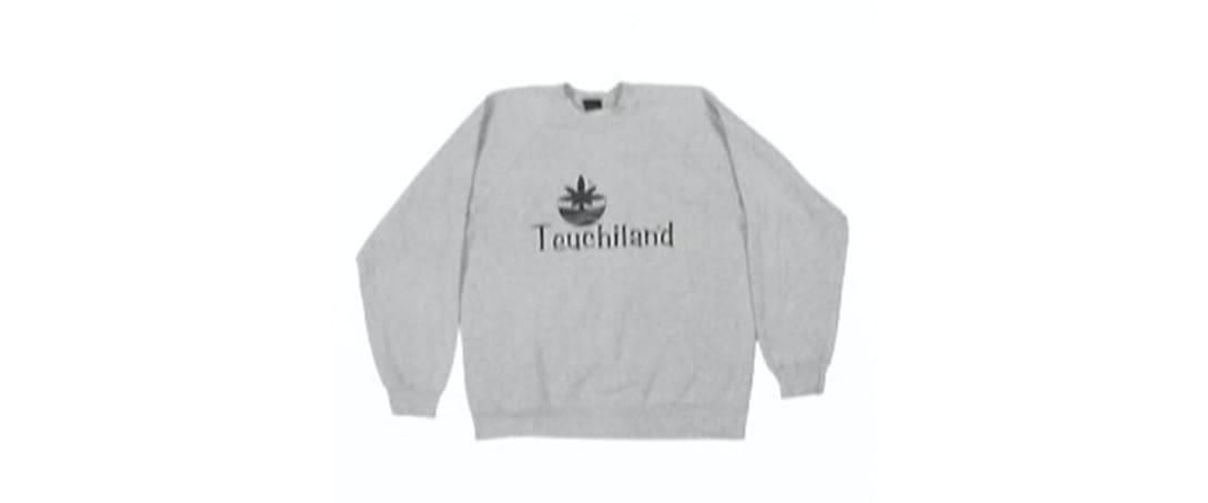 「Teuchiland」Tシャツ